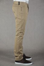 KR3W pants K Slim 5 Pocket gold