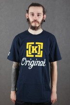 KR3W t-shirt Original navy