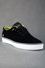 Emerica shoes Reynolds Cruisers black/lime