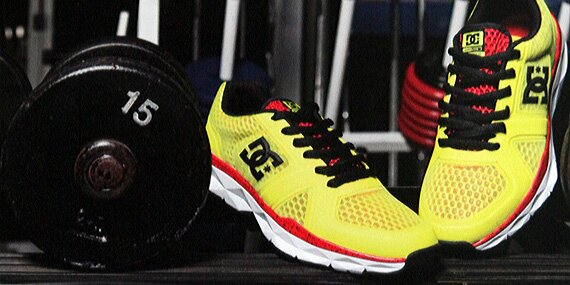 dc buty unlite trainer