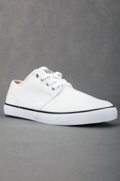 DC buty Studio Canvas white