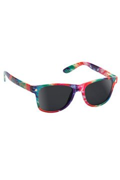 Glassy Sunhaters okulary Leonard Tye Dye