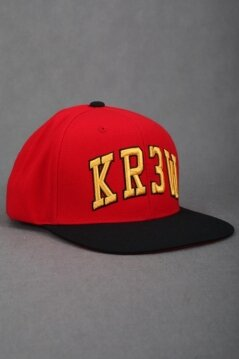 KR3W czapka Team red