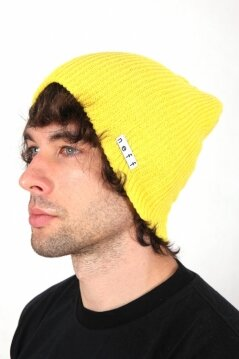 Neff czapka Daily yellow