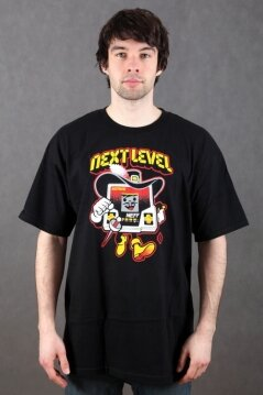 Neff t-shirt Next Level black