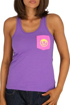 Neff tank top Gwen purple