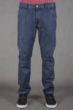 Turbokolor spodnie jeans President slim light rinse FW13