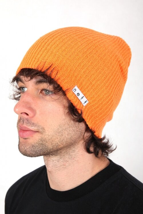 Neff czapka Daily orange