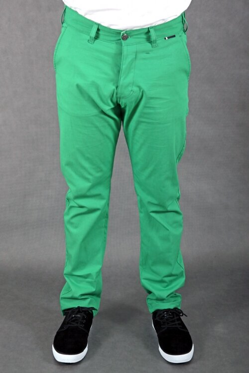 Turbokolor spodnie Chino slim fit pastel green
